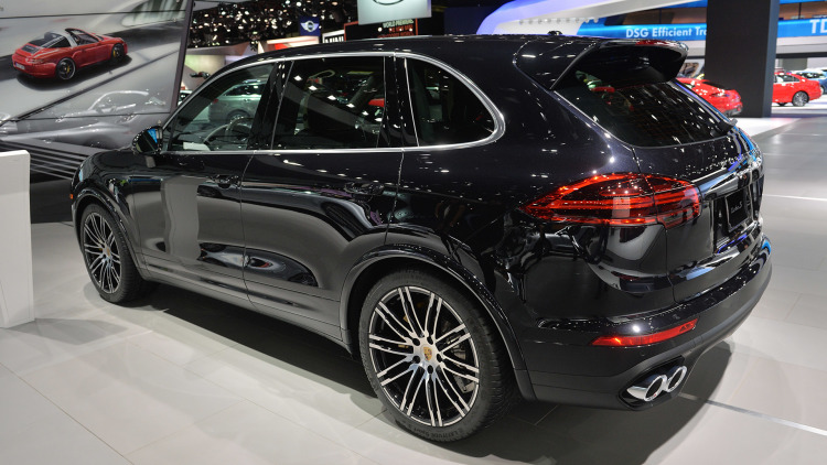 porsche cayenne turbo s partsopen. Black Bedroom Furniture Sets. Home Design Ideas