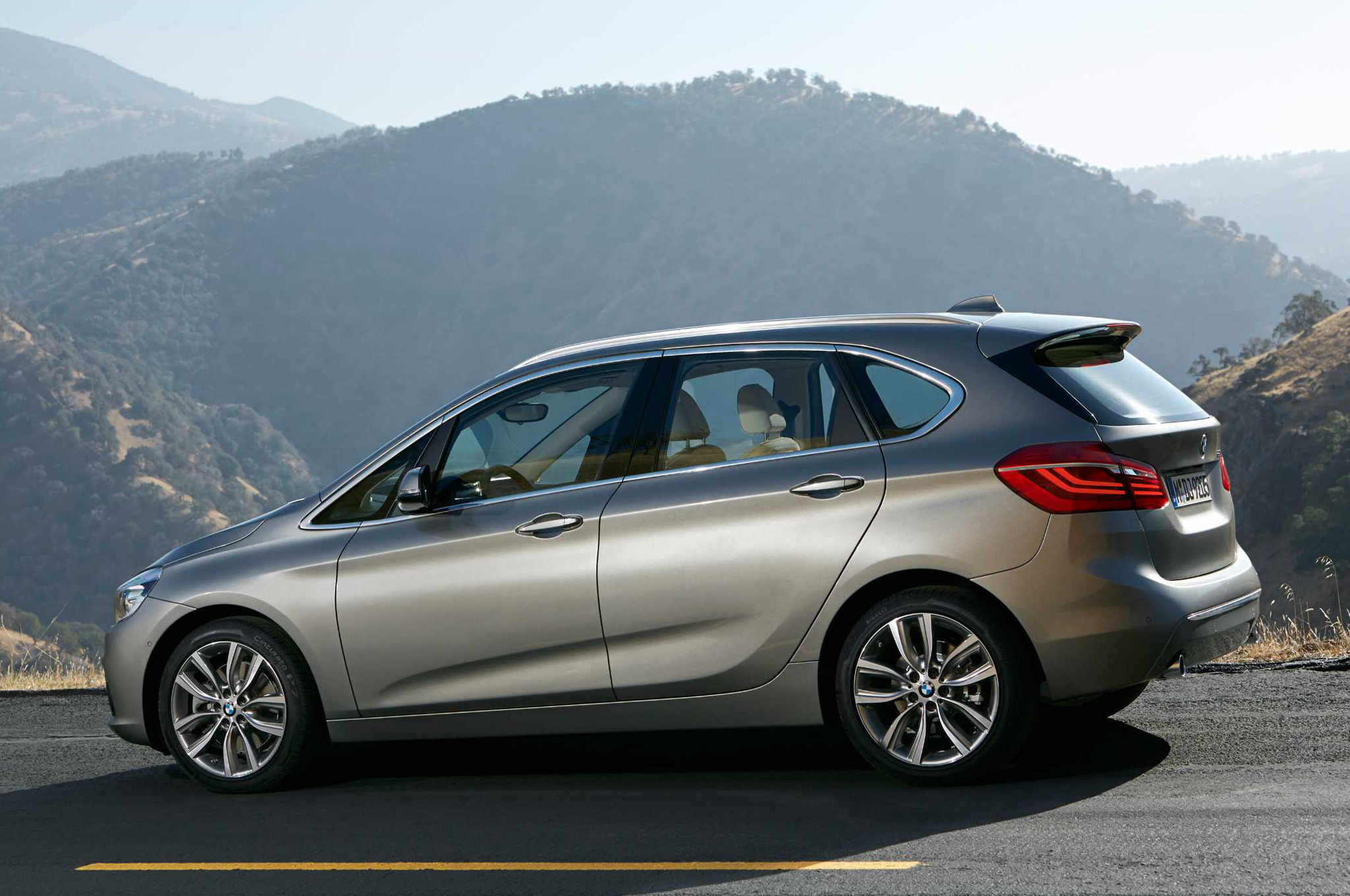 Bmw 2 sarja active tourer